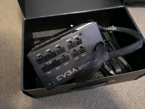 Selling one EVGA 750 GQ 80+ Gold Power Supply.