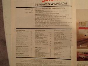 Vintage Popular Science Magazine December 1974 GC Sarnia Sarnia Area image 3