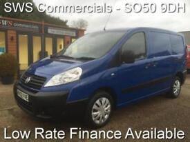 2012 (62) FIAT SCUDO 1.6 MULTIJET SWB DIESEL BLUE SIMILAR DISPATCH