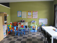 BILINGUAL DAYCARE - SPACE AVAILABLE - LIMOGES