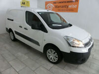 2013,Citroen Berlingo 1.6HDi 90 Crew Van L2 725***BUY FOR ONLY £40 PER WEEK***