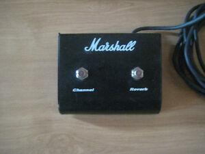 Original Marshall Foot Switch