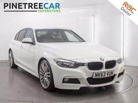 2013 BMW 3 SERIES 2.0 318d M Sport 4dr start stop
