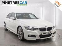 2013 BMW 3 SERIES 2.0 318d M Sport 4dr start stop