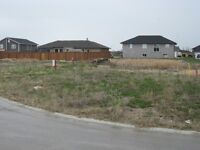 Large building lot in Steinbach
