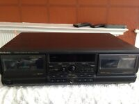 Technics cassette deck