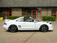 1995 Toyota MR2 2.0 ( 173bhp ) i GT T-Bar 2dr PRESENTED IN SHOWROOM CONDITION