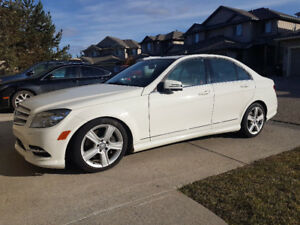 Mercedes C300 4Matic,AWD, Excellent condition,100,000km