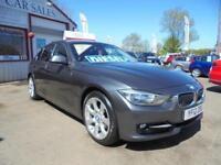 BMW 3 SERIES 320D SPORT S-S Grey Auto Diesel, 2012