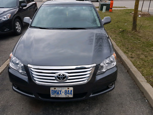 I have a 2008 Toyota Avalon LIMITED EDITION for sale by owner