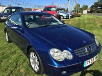 Mercedes-Benz CLK270 2.7TD CLK 270 CDI auto CLK270 Elegance