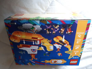 LEGO - THE BEATLES YELLOW SUBMARINE