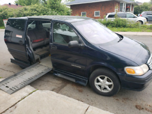 Chevrolet venture adapté 1999