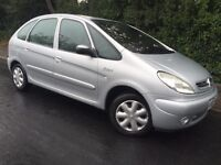 CITROEN PICASSO - 1 YEARS MOT - 1 OWNER FROM NEW - CLEAN - COLD AIR CON