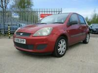 2006 Ford Fiesta 1.25 Style Climate 5dr Hatchback Petrol Manual