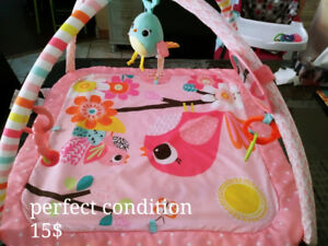 Pink Playmat , perfect condition smoke free home