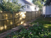 Ground Up Wood Fencing Ltd.
