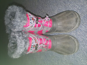 Size 3 Winter Boots