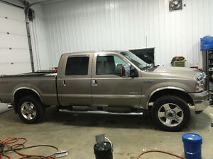 2007 Ford F-350 Lariat loaded Pickup Truck