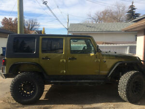 2008 Jeep Wrangler rubicon Trail Ready