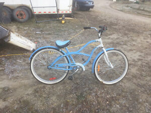 Blue Cruiser Bicycle MOVING SALE