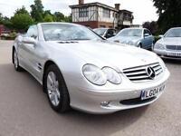 2004/04 Mercedes-Benz SL500 Auto