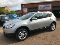 2010 Nissan Qashqai 1.5 dCi 2WD N-TEC Great Spec, Silver, 5dr Hatch, for sale  Lincoln, Lincolnshire