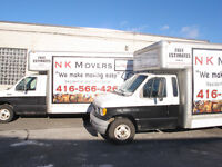 ☻☻PROFESSIONAL MOVERS ~ MOVING WITH CARE ~ 416-566-4260◦◦◦◦
