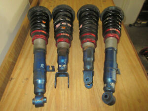 JDM MAZDA RX-7 FD3S 13BTT FULL ADJUSTABLE COILOVERS SUSPENSION