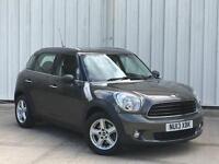 2013 Mini Mini Countryman 1.6 One salt 5 door FINANCE AVAILABLE PX SWAP