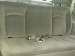 2 Dodge Caravan2001-2006 bench seats