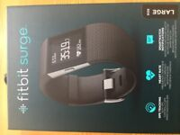 Fitbit Surge Watch/Fitness Tracker