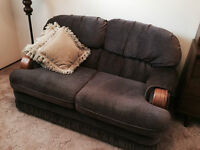 Quality Kitchen set;Loveseat, matching Couch!!