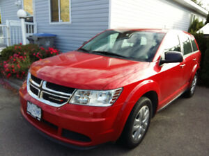 2014 Dodge Journey Canada Value Pkg SUV, Crossover