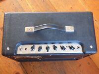 Fender blues junior 60th anniversary model