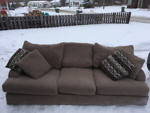 Big beautiful Sofa for sale