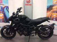 YAMAHA MT09 ABS 2018 MODEL LOW RATE FINANCE FREE SPORTS PACK