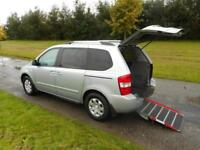 2010 Kia Sedona 2, 2.2 CRDI Automatic WHEELCHAIR ACCESSIBLE ADAPTED VEHICLE WAV