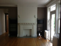 Spacious 3 1/2 appartment in Westmount (lease transfer)