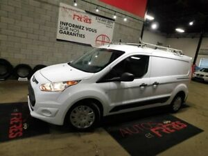 Ford Transit Connect XLT Dual Sliding Doors 2014