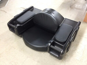 Rear 2Up Seat / Cargo Box for ATV's (By Kimpex)