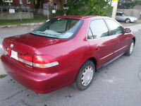 2001 Honda Accord NEGO