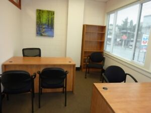 Private Offices & Co-working Workspace in Downtown Nanaimo