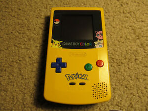 Pokemon edition Gameboy colour