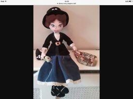 Disney shop Mary Poppins doll