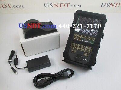 Olympus Sonic 1200m Ultrasonic Flaw Detector Ndt Kruatkramer Panametrics Ge