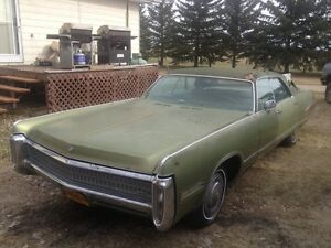 Parting out 1972 Imperial LeBaron