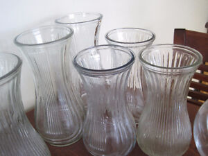 various glass vases - great for any occasion/ wedding $5 each Kitchener / Waterloo Kitchener Area image 3