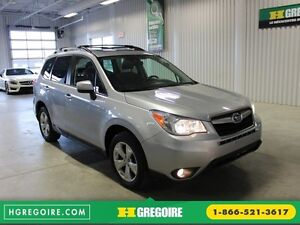 2014 Subaru Forester 2.5i Limited AWD (Toit Double-Cam-Mags)