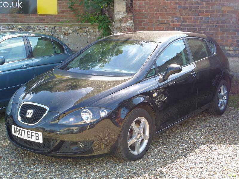 seat leon 1 9 tdi sport 105 hatchback in norwich norfolk gumtree. Black Bedroom Furniture Sets. Home Design Ideas